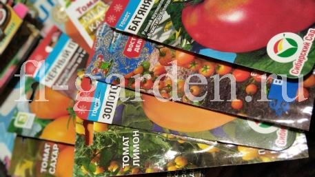 Список лучших сортов томатов