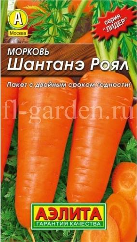 Сорт моркови Шантенэ Роял